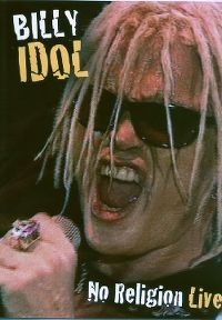 Cover Billy Idol - No Religion Live [DVD]